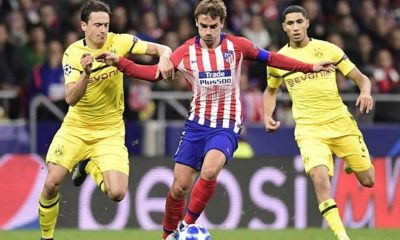 Champions League: Atletico - BVB: Highlights