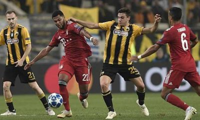 Champions League: FC Bayern vs. AEK Athens in LIVE-TICKER today