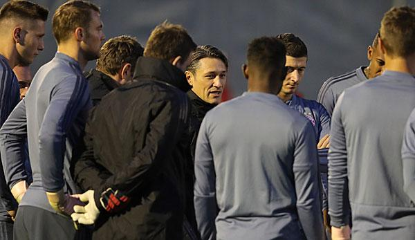 Champions League: Kovac in search of the Mia san mia: With eggs against the trend of antiquity