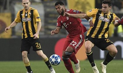 Champions League: FC Bayern make progress today
