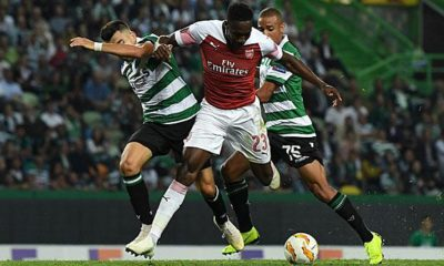 Europa League: Arsenal vs. Sporting live today