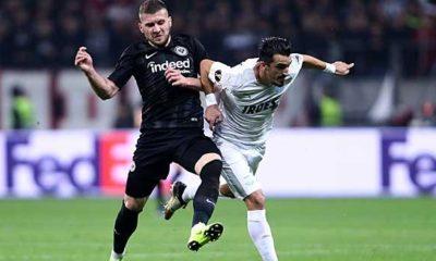 Europa League: Follow Frankfurt against Limassol in live ticker