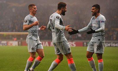 Europa League: EL: Chelsea and Lazio reach knockout round