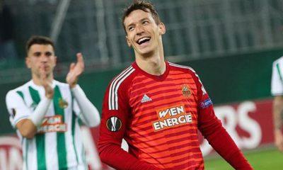 "Europa League: ""Strebinger kept us in the game"""