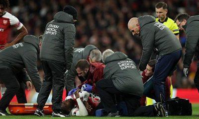Europa League: Arsenal Shock: Horror Injury at Welbeck