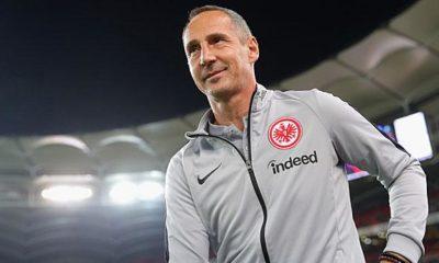 "Europa League: SGE: Hütter experiences ""incredible moment"