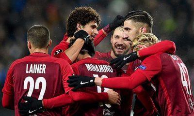 Europa League: Red Bull Salzburg shaves Rosenborg