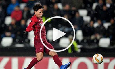 Europa League: Highlights and goals of Rosenborg against Salzburg