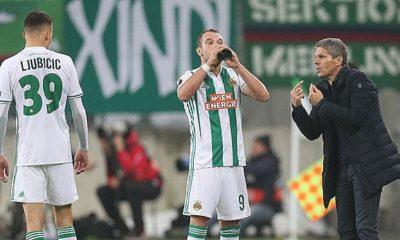 "Europa League: Kühbauer declares performance improvement: ""That was a jolt for the team""."
