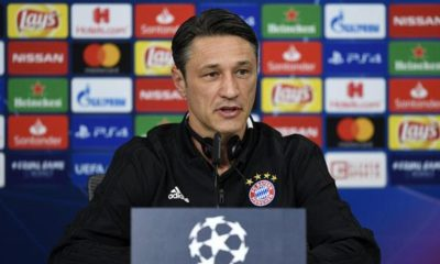 Champions League: Bayern-PK with Kovac in LIVETICKER: Fate game against Benfica?