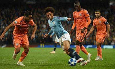Champions League: Olympique Lyon vs. Manchester City