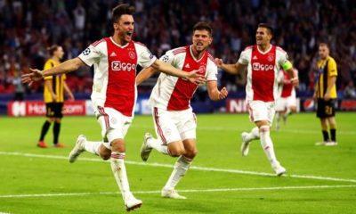 Champions League: AEK Athens vs. Ajax Amsterdam live today