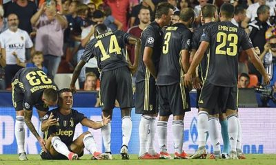 Champions League: Juventus Turin vs. FC Valencia