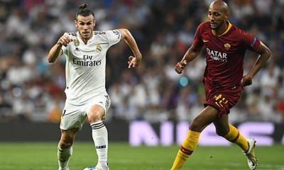 Champions League: AS Rome vs. Real Madrid