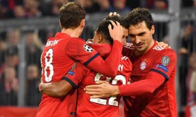 Champions League: FC Bayern Munich in the Champions League Group E: Table, match days, dates