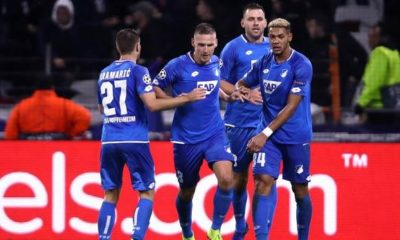 Champions League: TSG 1899 Hoffenheim in the Champions League Group F: Table, opponents, dates