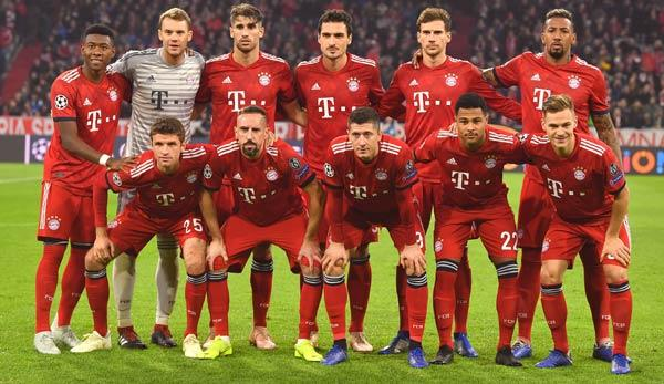 Champions League: FC Bayern Munich vs. Benfica Lisbon live today: Likely line-ups