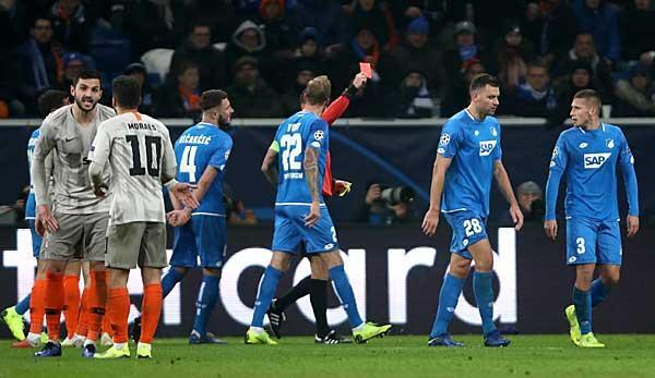 Champions League: Szalai flies - Hoffenheim is out
