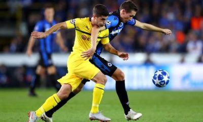 Champions League: Where will BVB against Bruges be broadcast live today?