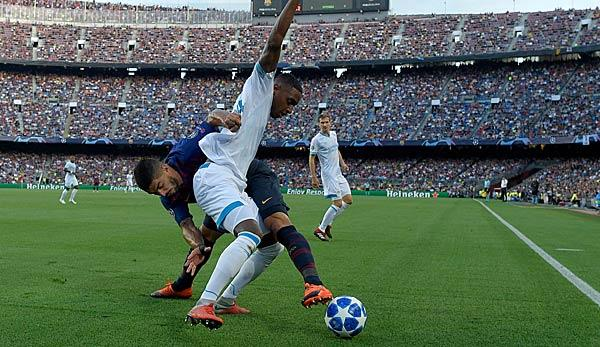 Champions League: PSV Eindhoven against FC Barcelona live today