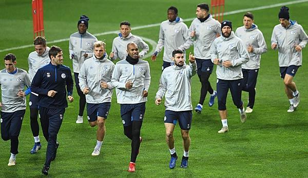 Champions League: Schalke vs. Porto live today: Scheduled line-ups