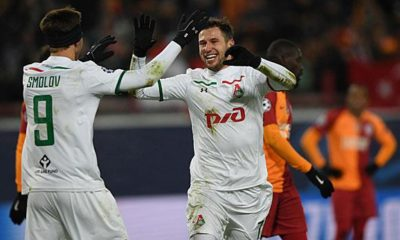 Champions League: Lok Moscow shoots Schalke into the round of sixteen