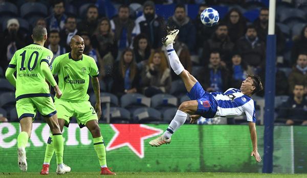 Champions League: Despite defeat: Königsblau hibernates in the premier league