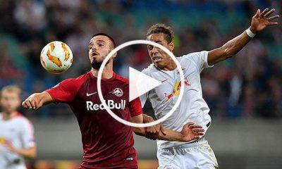 Europa League: Now in LIVESTREAM: Rosenborg vs. Salzburg