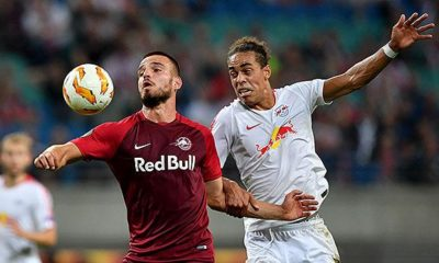 Europa League: See Red Bull Salzburg against RB Leipzig in livestream today