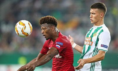 Europa League: Spartak Moscow vs. Rapid Vienna live on DAZN and in ticker: Rapids last chance?