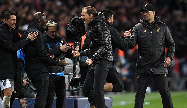Champions League: Tuchel reacts smugly to Klopp tirades