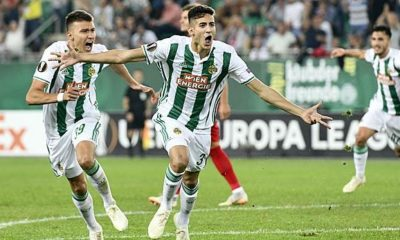Europa League: Rapid Vienna vs. Spartak Moscow in live ticker today