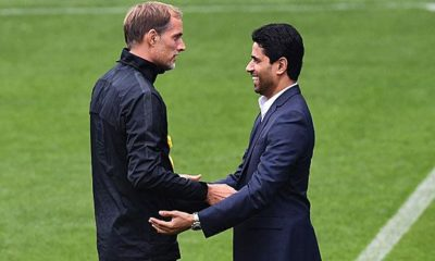 """Champions League: PSG boss: """"Tuchel is the best coach in the world"""""""