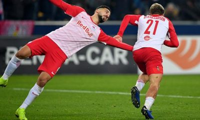 Europa League: Group winner! Salzburg defeats Leipzig a second time