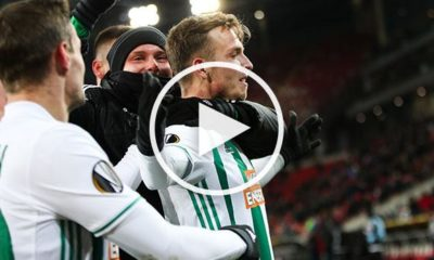 Europa League: Video Highlights: Rapids last-minute victory compact