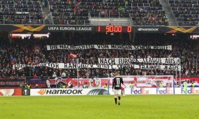 Europa League: Salzburg fans shoot against Ralf Rangnick - Leipzig coach counters