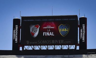 International: Excitement over Superclasico laying