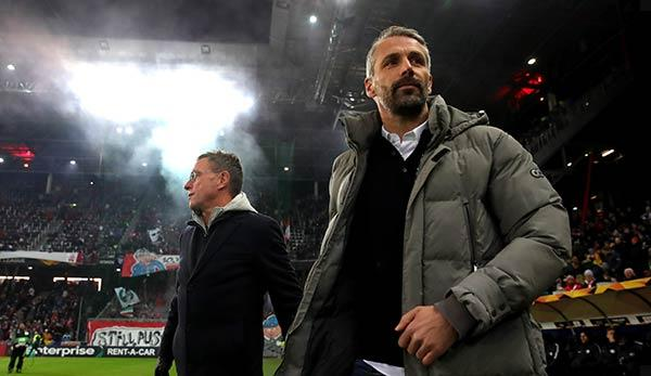 """Europa League: Marco Rose about Leipzig coaching office: """"I can imagine well"""""""