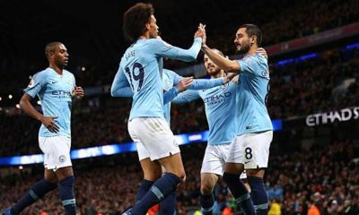 Premier League: Sixth consecutive victory for ManCity