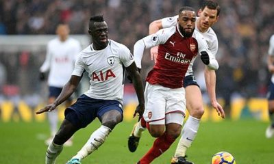 Premier League: Arsenal against Tottenham Hotspur live today