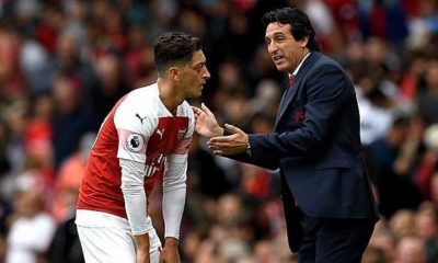 Premier League: Arsenal without Özil against Tottenham