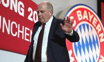 Bundesliga: Commentary on Uli Hoeneß: If you had remained silent, you would have remained a philosopher.