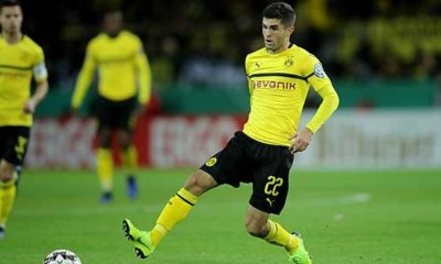Bundesliga: Chelsea probably submits first Pulisic offer