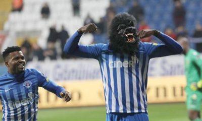 Süper Lig: Serie D, Toy Gun, King of Turkey: The crazy rise of Mbaye Diagne