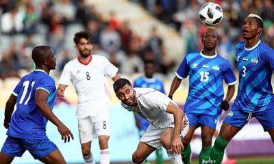 International: Sierra Leone disqualified in Africa Cup qualifier