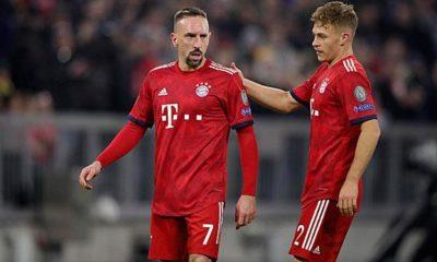 Bundesliga: FCB gives diagnosis for Kimmich and Ribery