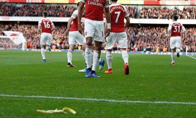 Premier League: Banana peel litter: TOT fan arrested