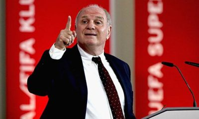 """Bundesliga: Hoeneß on criticism of his person: """"Probably controlled from the outside"""""""