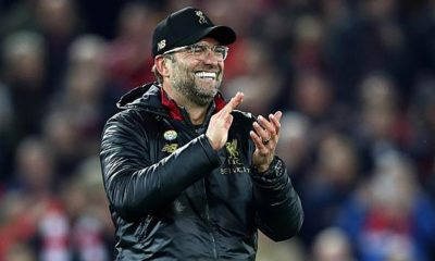 Premier League: Klopp accepts fine for jubilant race