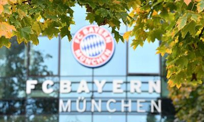 "Bundesliga: Signposting for FC Bayern: Säbener Straße as ""lion territory"